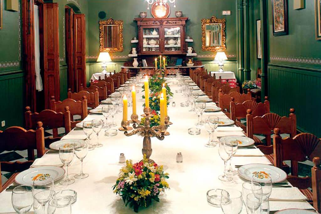 restaurantes banquetes para bautizos