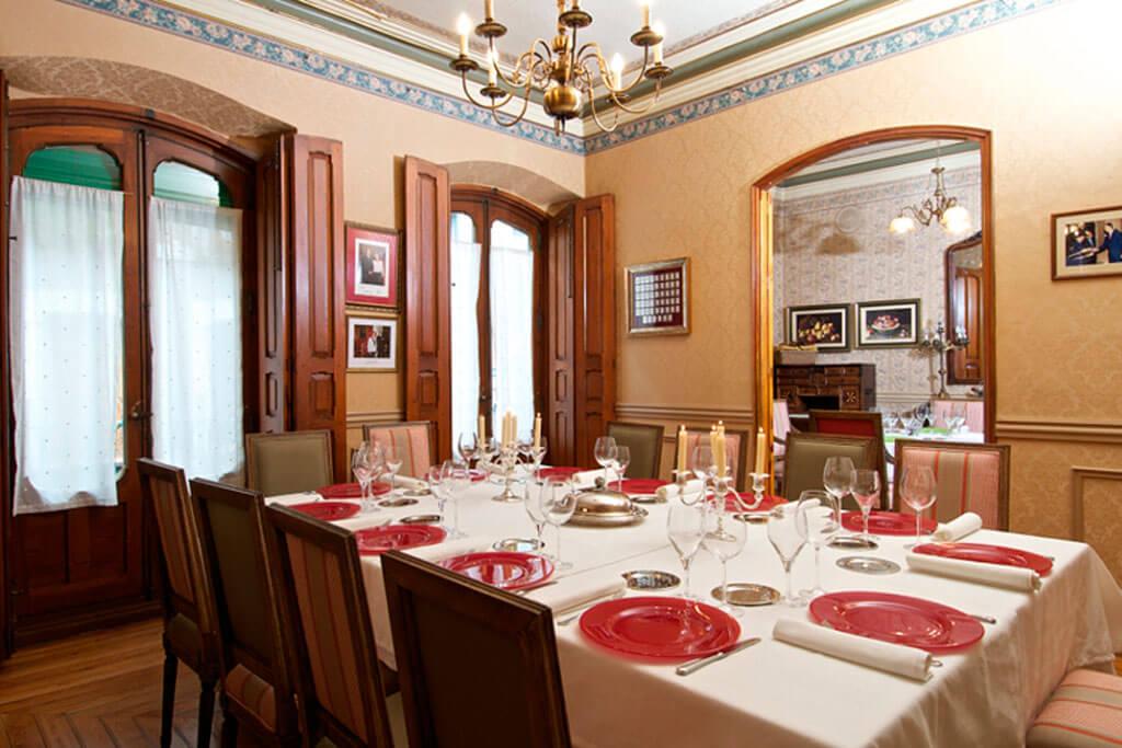 restaurantes para eventos privados