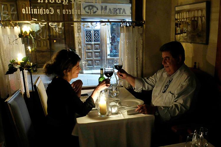 restaurantes para celebrar aniversarios