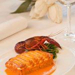 receta souffle colas de cangrejo