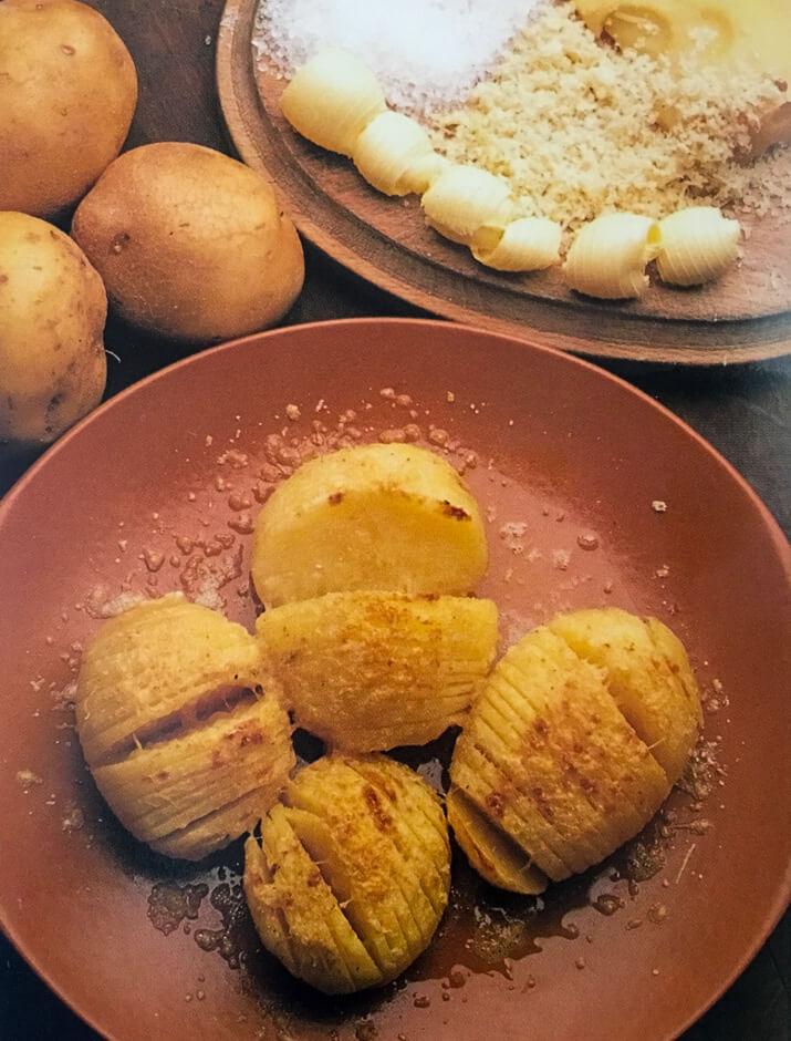 Cómo hacer patatas al horno