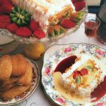 tarta carlota de fresa
