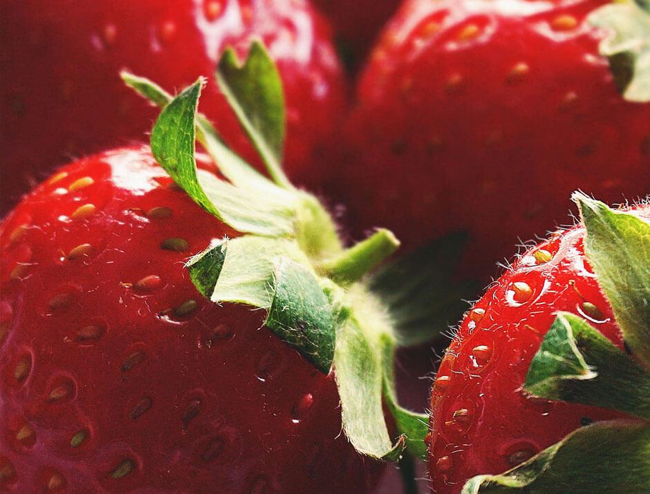 la fresa es una fruta