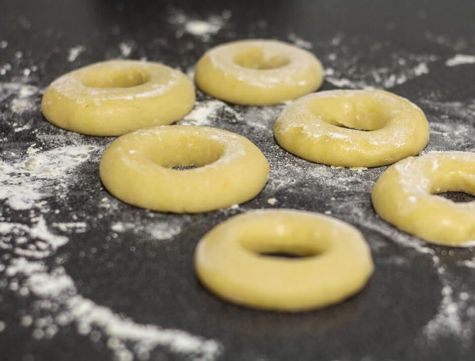 receta rosquillas