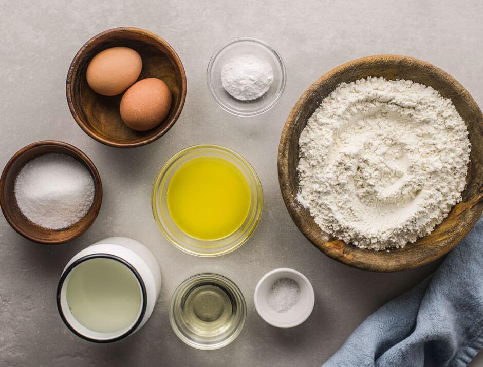 receta panqueques