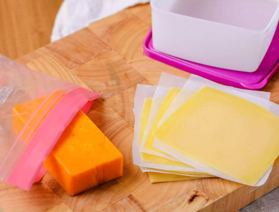 como conservar el queso