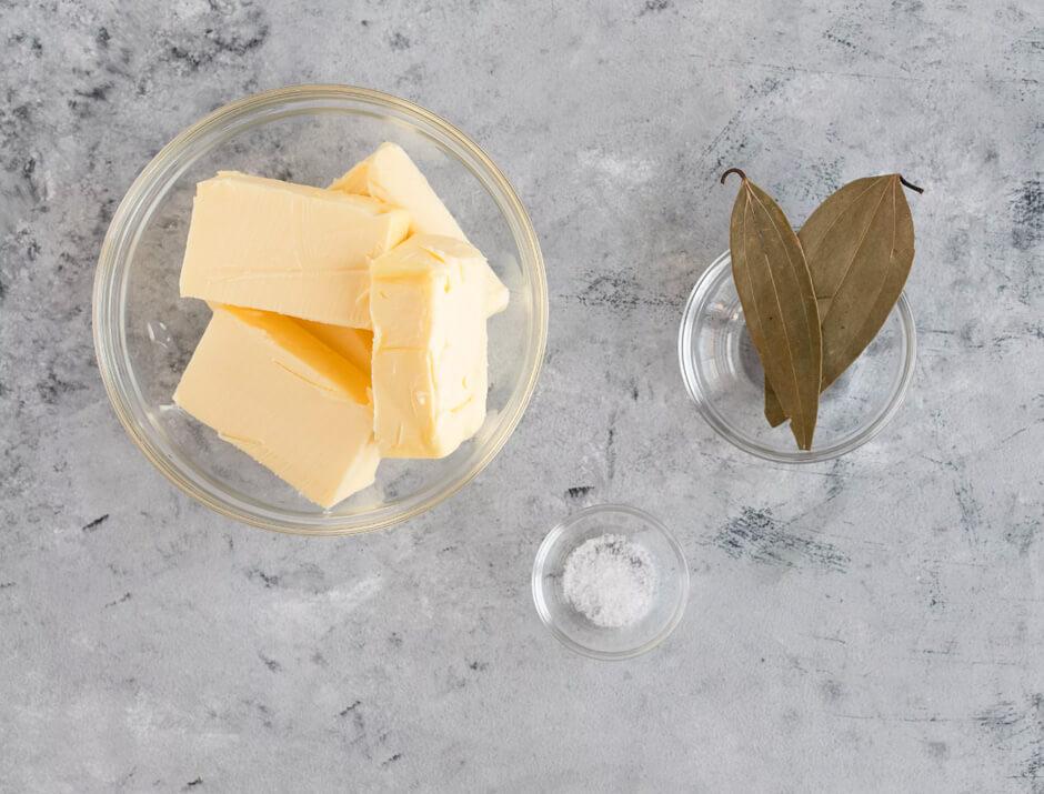 mantequilla clarificada ghee