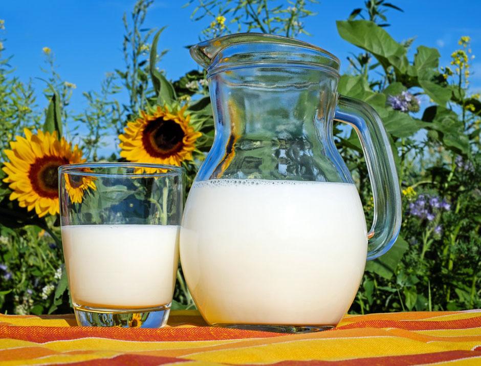 leche ecologica