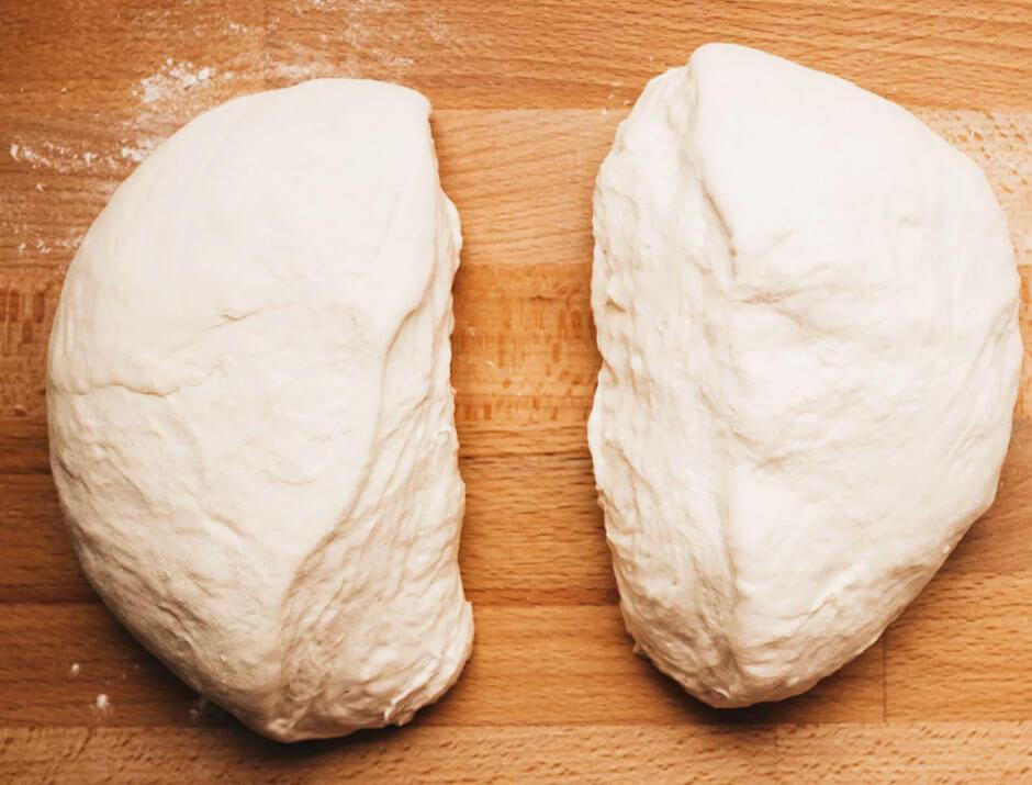 como hacer pan frances