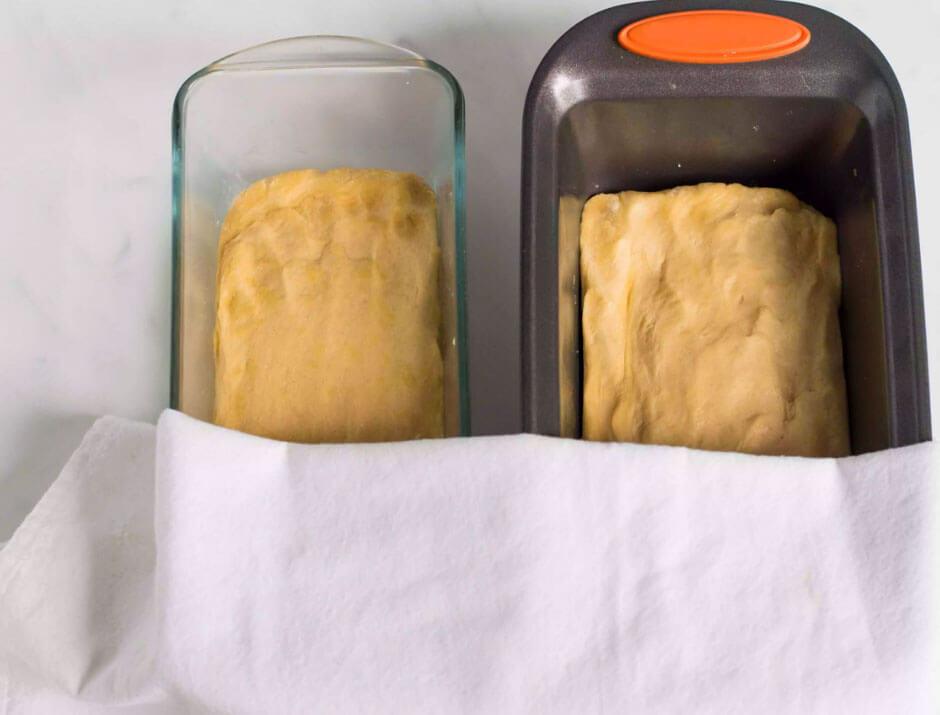 receta de pan dulce