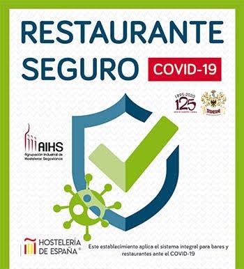 CasaDuque respeta todas las medidas de seguridad frente a la COVID-19